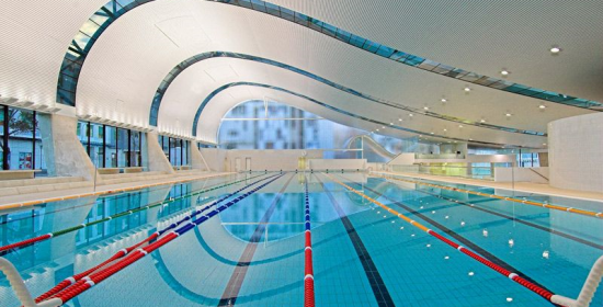 Ian Thorpe Aquatic centre Sydney