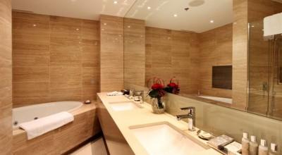 SkycityH5H6Federal St UpdatesJuly 13th 2011-Bathroom-Counter-tiling