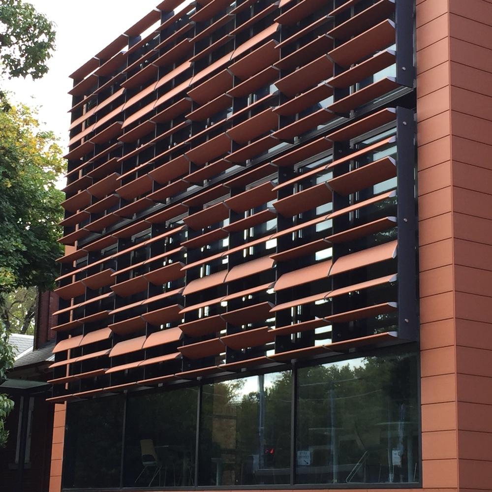 Arts Centre Melbourne Window Tiles